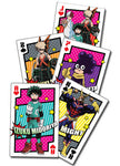 My Hero Academia Poker Playing Cards