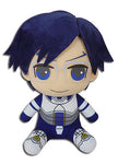 "My Hero Academia Tenya Iida Hero Costume 7"" Sitting Plush Doll"