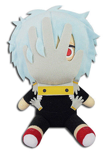 "My Hero Academia Tomura Shigaraki 7"" Sitting Plush Doll"