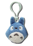 "My Neighbor Totoro Blue 3"" Plush Doll W/ Backpack Clip"