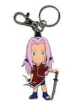 Naruto Sakura SD PVC Key Chain