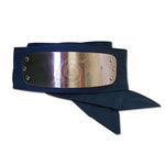 Naruto Shippuden Leaf Village Blue Headband