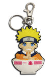 Naruto Uzumaki In Ramen Bowl Key Chain