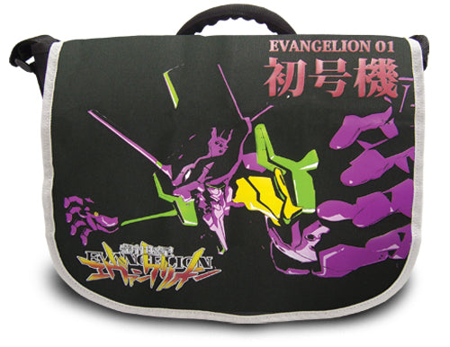 Neon Genesis Evangelion Unit-01 Messenger Bag