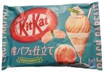 Nestle Japanese Kit Kat Peach Parfait Flavor Limited Edition