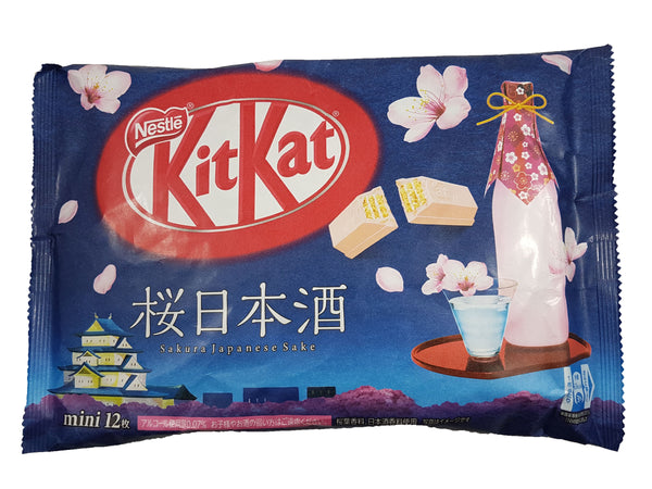 Nestle Japanese Kit Kat Sakura Sake Cherry Blossom Limited Edition