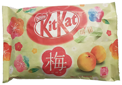 Nestle Japanese Kit Kat Ume Plum Flavor Limited Edition