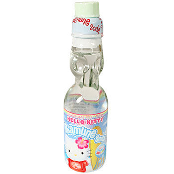 Ramune Soda Hello Kitty Original 6.6 oz
