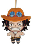 "One Piece Ace 5"" Plush Doll"