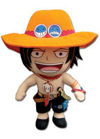 One Piece Ace Plush Shadow Anime
