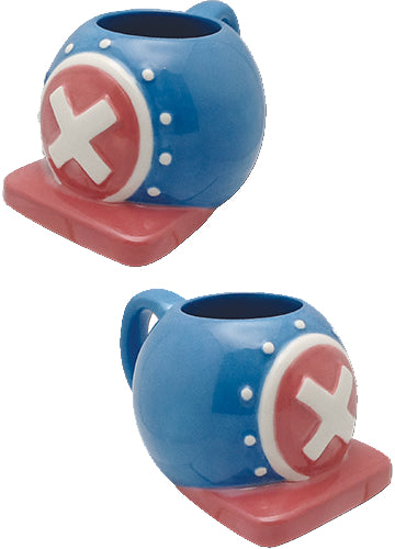 One Piece Chopper New World Hat Mug