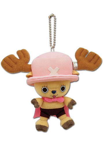 One Piece - Chopper Plush Keychain Shadow Anime