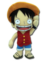One Piece - Luffy Plush Shadow Anime