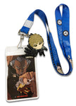 One Punch Man Genos Lanyard W/ Charm