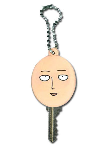 One Punch Man Saitama Face Key Cap