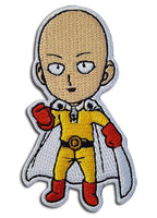 One Punch Man Saitama Sew On Patch