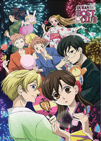 Ouran High School Host Club Firework Wall Scroll