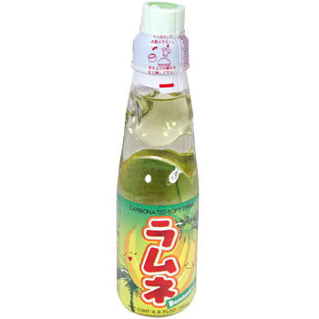 Ramune Soda - Banana - Shadow Anime
