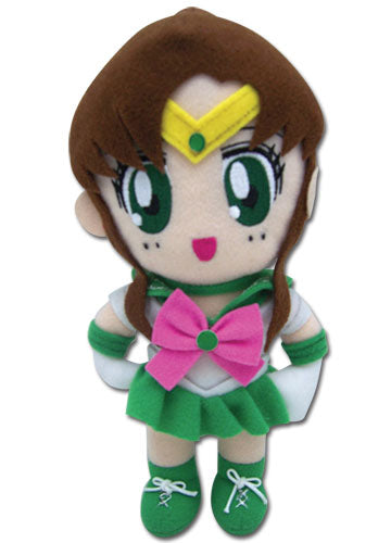 Sailor Moon Jupiter Plush Doll Shadow Anime