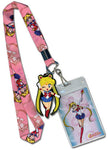 Sailor Moon Lanyard W/ Charm