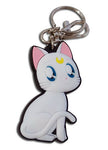 Sailor Moon S Artemis Cat PVC Keychain