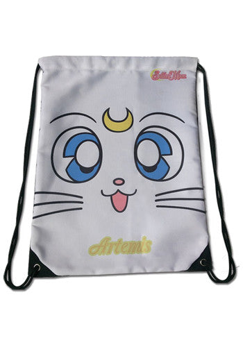 Sailor Moon S - Artemis Drawstring Bag Shadow Anime