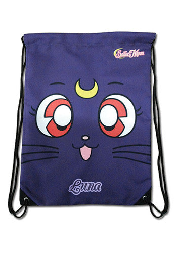 Sailor Moon S - Luna Drawstring Bag Shadow Anime