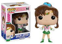 Sailor Moon Sailor Jupiter Funko POP Figure #93