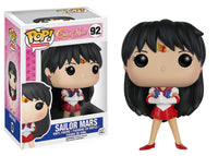 Sailor Moon Sailor Mars Funko POP Figure #92