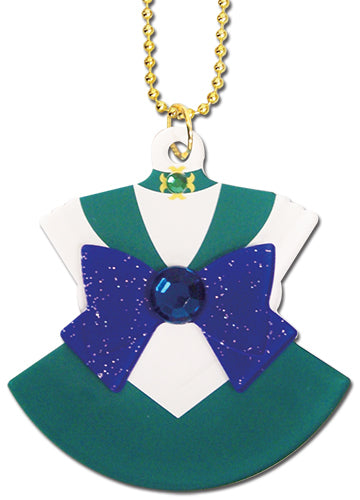 Sailor Moon Sailor Neptune Costume Acrylic Necklace