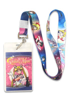 Sailor Moon Super S Group Lanyard