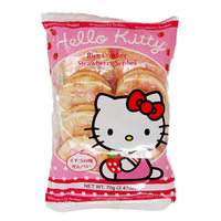 Senbei Hello Kitty Strawberry Rice Crackers 2.47 oz