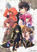 Shakugan No Shana Group Wall Scroll