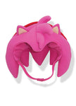 Sonic The Hedgehog Amy Hair Plush Costume Hat