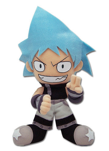 Soul Eater - Black Star Plush Shadow Anime