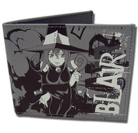 Soul Eater Blair Cat Witch Bifold Wallet