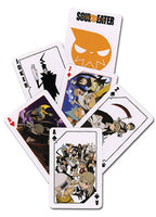 Soul Eater Poker Playing Cards