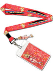 Space Dandy Honey Lanyard W/ Charm