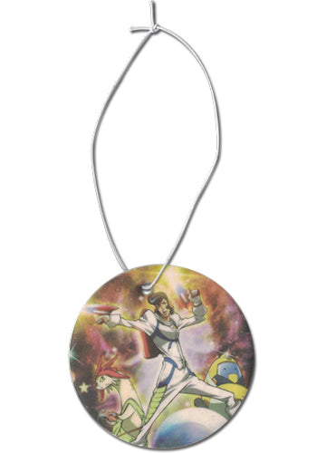 Space Dandy Key Art Air Freshener