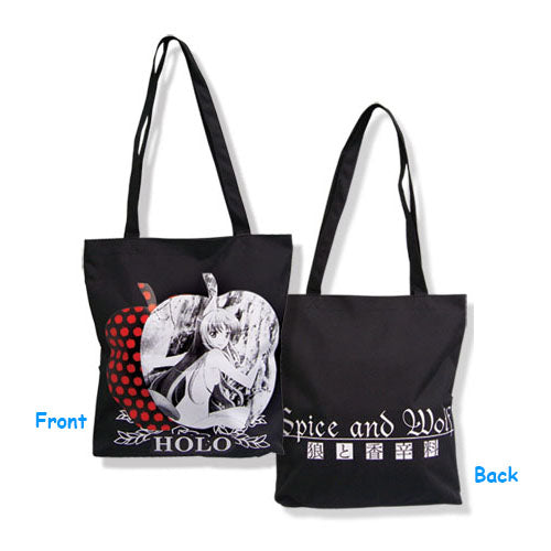 Spice & Wolf Holo Tote Bag