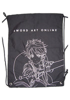Sword Art Online - Kirito Drawstring Bag Shadow Anime