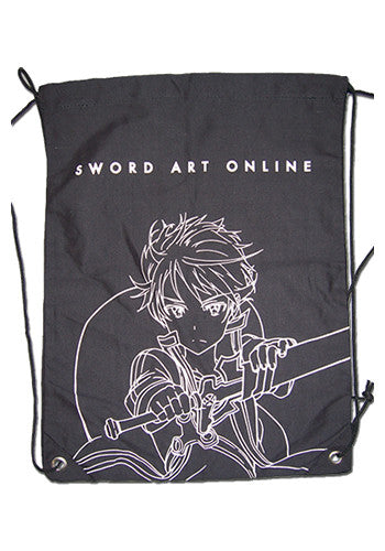 Sword Art Online Kirito Drawstring Bag