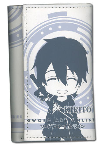 Sword Art Online Kirito Keyholder Wallet Shadow Anime