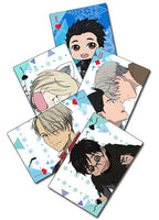 Yuri!!! On Ice Screenshot SD Poker Playing Cards