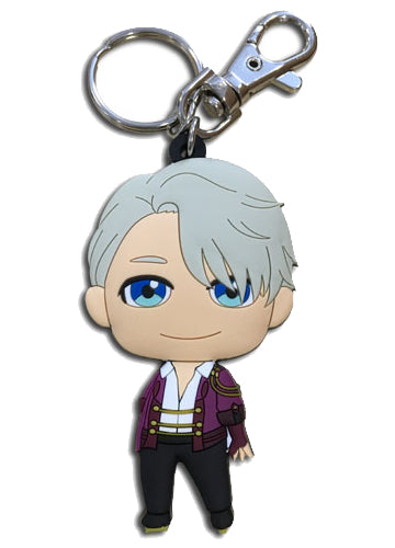 Yuri On Ice Victor Nikiforov Keychain