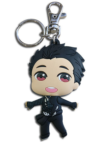 Yuri On Ice Yuri Katsuki Key Chain Shadow Anime
