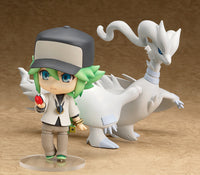 Pokemon Center N W/ Reshiram Nendoroid Figure Together