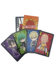 One Punch Man Poker Playing Cards