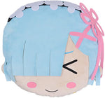 "Sega Re:Zero Rem Face 20"" Plush Pillow Cushion Ver. 1"