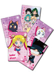 Sailor Moon S SD Poker Playing Cards